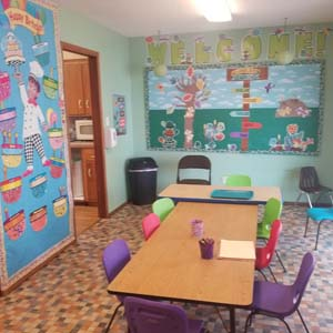 Upward Bound Preschool building 1