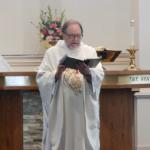 Easter pastor